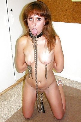 Degraded blond is trained to worship balls and eat ass 2
