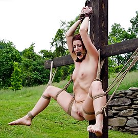 Outdoor Bondage Videos 82