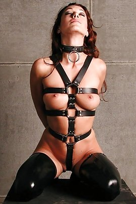 You've bondage harness womens very good sex