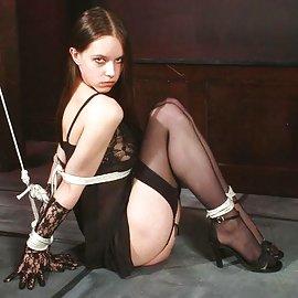 Ladies In Rope Bondage